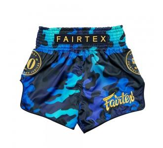 Шорты для тайского бокса Fairtex (BS-1916 Golden Jubilee Luster)
