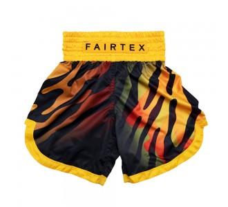 Шорты для тайского бокса Fairtex (BT-2002 Tiger)