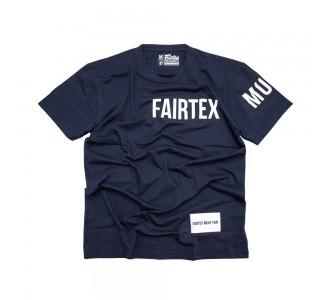 Футболка тренировочная Fairtex (TST-191 blue)