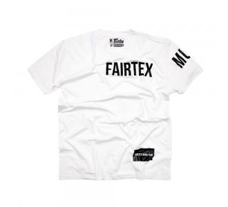 Футболка тренировочная Fairtex (TST-191 white)