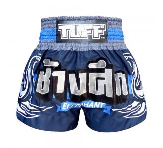 Шорты для тайского бокса TUFF традиционные (MS-636-NVB-S)