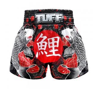 Шорты для тайского бокса TUFF традиционные (MS-638-BLK-S)