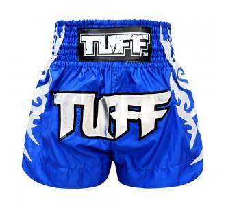 Шорты для тайского бокса TUFF традиционные (MS-431-BLU-S)