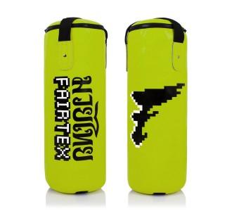 Детский боксерский мешок Fairtex (HBK-1green)