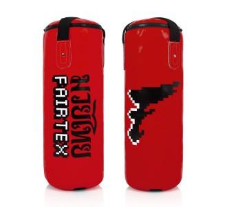 Детский боксерский мешок Fairtex (HBK-1 red)