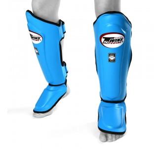 Защита голени Twins Special (SGL-10 light blue)