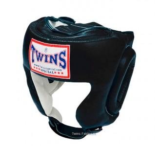 Шлем боксерский Twins Special (HGL-2 black)