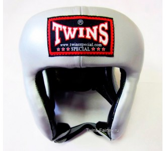 Шлем боксерский Twins Special (HGL-2 white)
