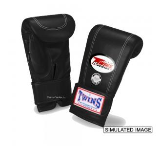 Тренировочные снарядные перчатки Twins Special (TBGL-3F black)