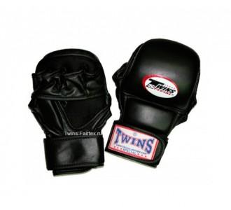 ММА перчатки Twins Special (GGL-1 black)