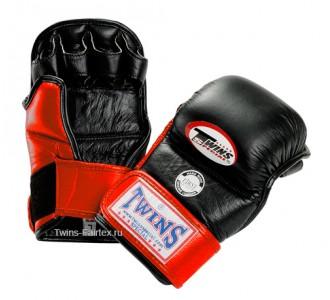 ММА перчатки Twins Special (GGL-1 red)