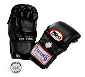 ММА перчатки Twins Special (GGL-2 black)