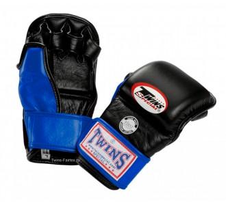 ММА перчатки Twins Special (GGL-2 blue)