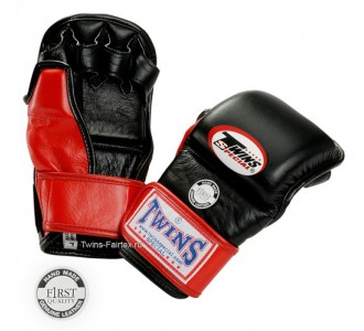 ММА перчатки Twins Special (GGL-2 red)