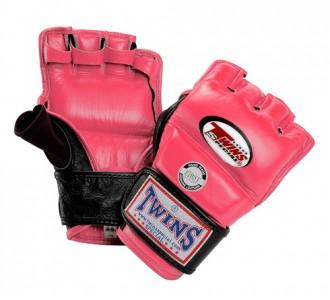 ММА перчатки Twins Special (GGL-3 pink)