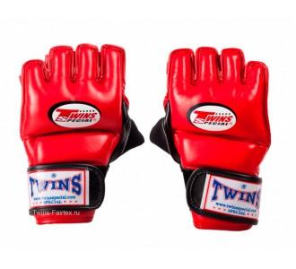 ММА перчатки Twins Special (GGL-3 red)