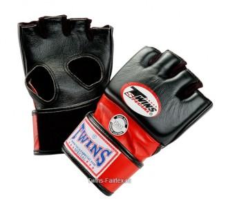 ММА перчатки Twins Special (GGL-4 black)