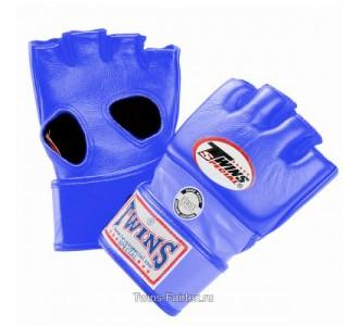 ММА перчатки Twins Special (GGL-4 blue)