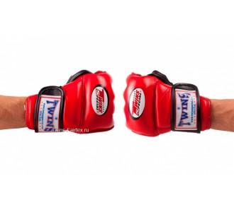 ММА перчатки Twins Special (GGL-5 red)