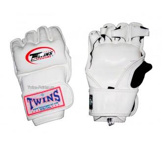 ММА перчатки Twins Special (GGL-5 White)