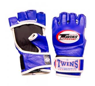 ММА перчатки Twins Special (GGL-6 blue)