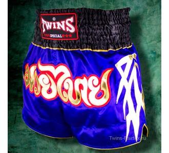 Шорты для тайского бокса Twins Special (NTBS-007)