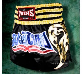 Шорты для тайского бокса Twins Special (NTBS-008)