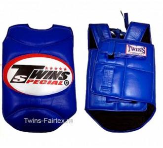 Защитный жилет Twins Special (BOPL-1 blue)