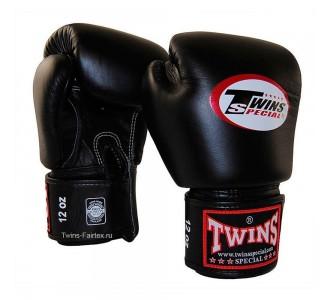Детские боксерские перчатки Twins Special (BGVL-3 black)