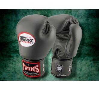 Детские боксерские перчатки Twins Special (BGVL-3 gray)