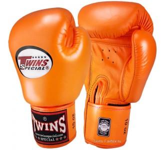 Детские боксерские перчатки Twins Special (BGVL-3 orange)