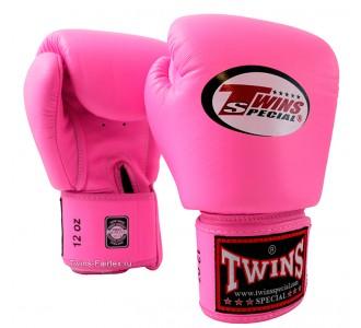 Детские боксерские перчатки Twins Special (BGVL-3 pink)