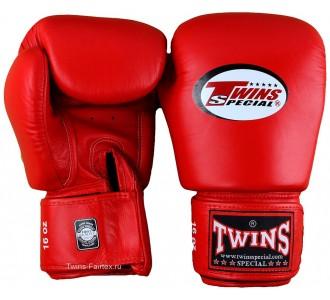 Детские боксерские перчатки Twins Special (BGVL-3 red)