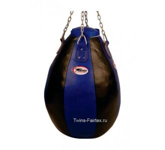 Боксерский мешок Twins Special (PPL-blue-black)