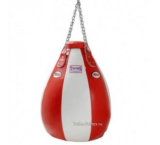 Боксерский мешок Twins Special (PPL-red-white)