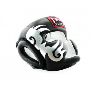 Шлем боксерский Twins Special (FHGL3-12 silver/black)