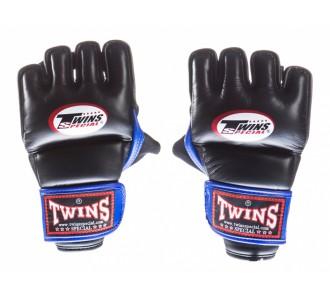 ММА перчатки Twins Special (GGL-5 blue)