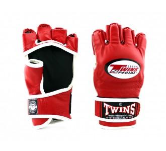 ММА перчатки Twins Special (GGL-6 red)