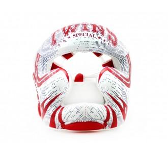 Шлем боксерский Twins Special (FHGL3 TW5 white/red)