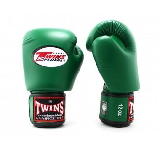 Детские боксерские перчатки Twins Special (BGVL-3 green)