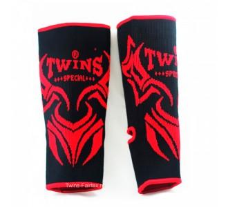 Хлопковая защита голени Twins Special (FAG-2-black)