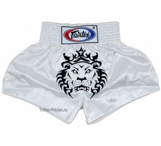 "Шорты для тайского бокса Fairtex (""Lion"" BS-0658)"