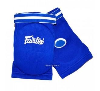 Налокотники Fairtex (EBE-1blue)