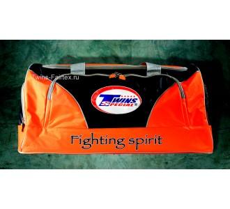 Спортивная сумка Twins Special (BAG-2 orange)