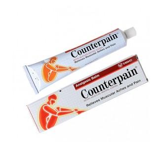 Бальзам Counterpain Red, разогревающий