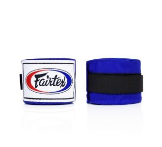 Боксерские бинты Fairtex (HW-2 blue)