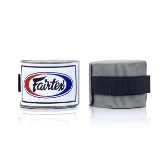 Боксерские бинты Fairtex (HW-2 gray)