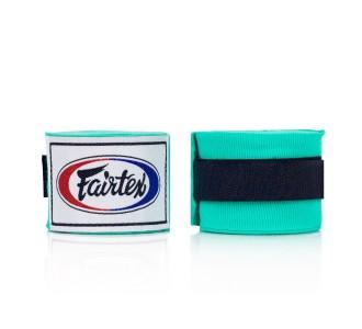 Боксерские бинты Fairtex (HW-2 green mint)