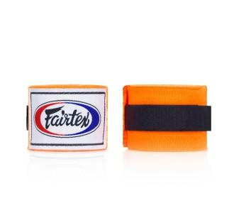 Боксерские бинты Fairtex (HW-2 orange)