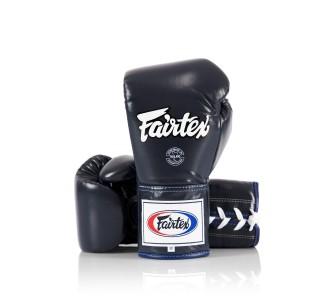 Перчатки боксерские Fairtex (BGL-6 blue)